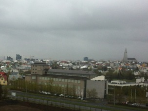 View from the hotel 2