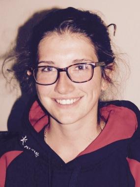 Charlotte Farrow - 1st Year PhD