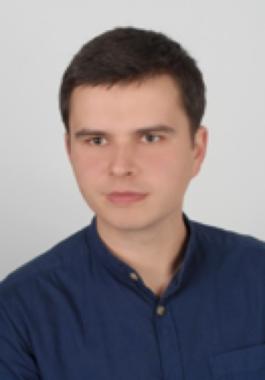 Krystian Ubych - 2nd Year PhD Student