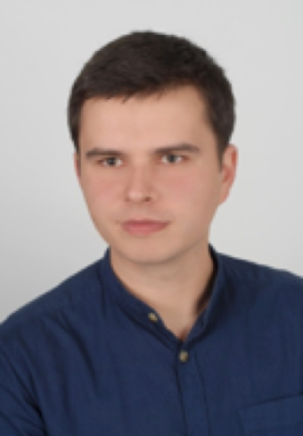 Krystian Ubych - 2nd Year PhD Student